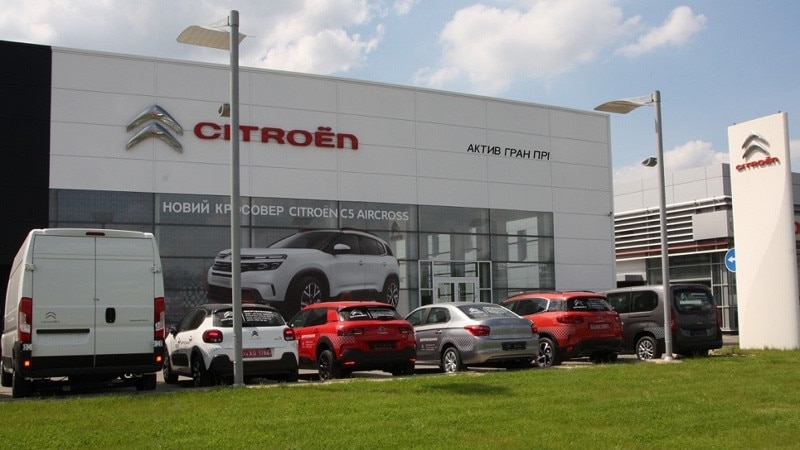 CitroenDealership-Kyiv