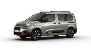 Новый Citroën Berlingo