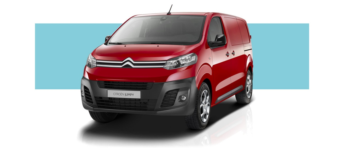 Citroen Jumpy rouge 2017 red