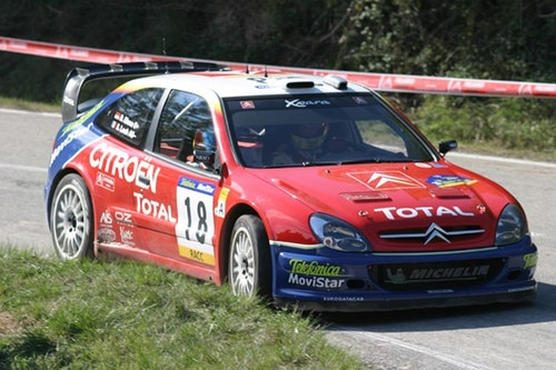 Citroën в чемпионате World Rally Champion